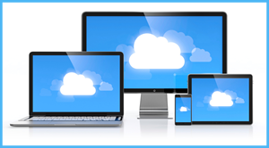 Cloud desktop, remote desktop, web desktop, virtual desktop, hosted desktop or online desktop - you decide.